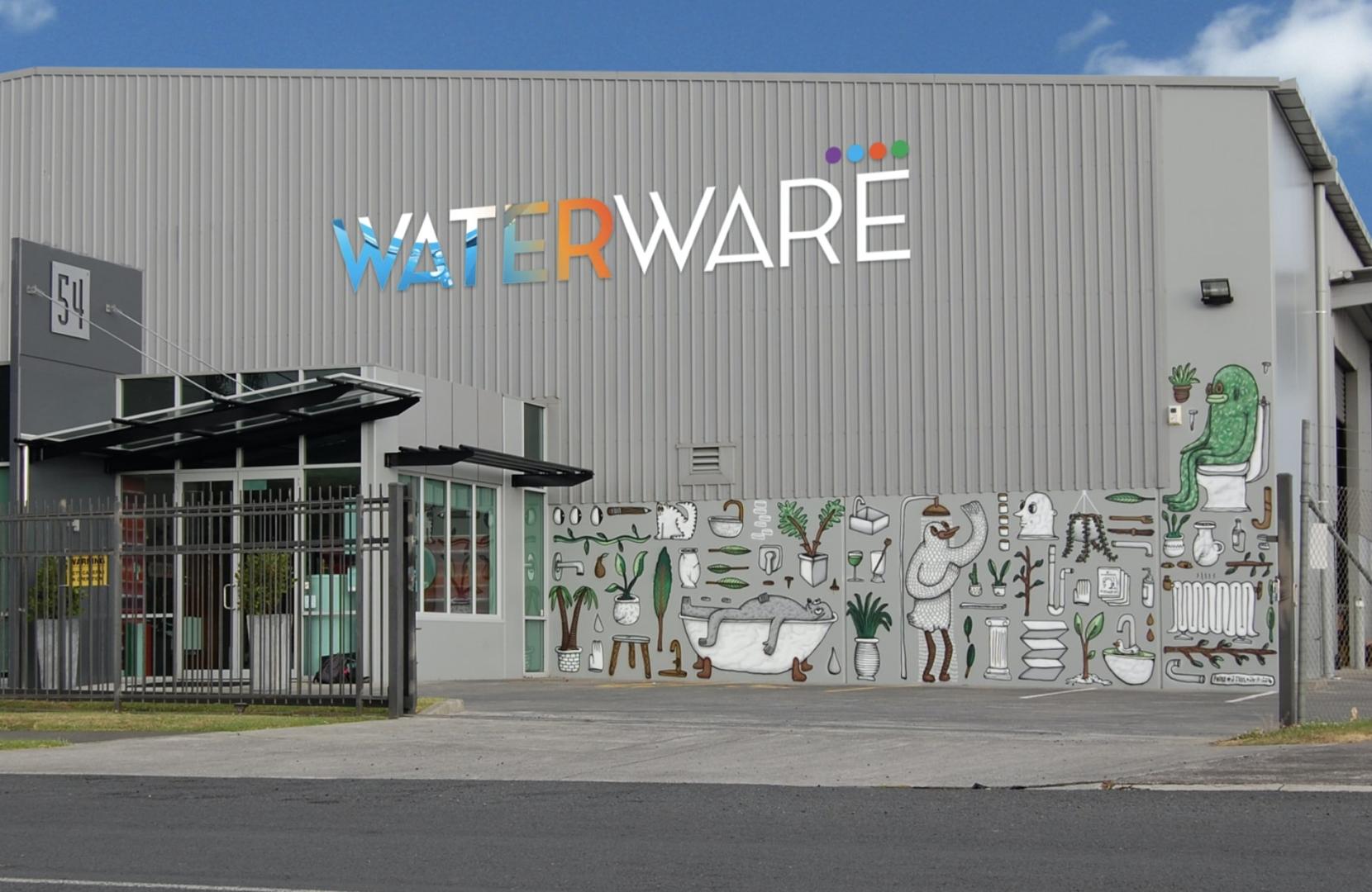 Waterware Building